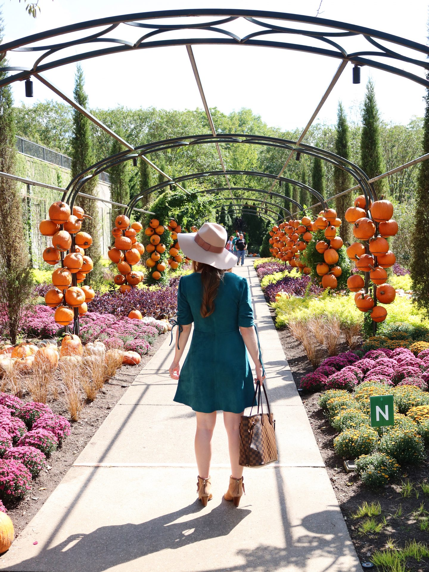 Cheekwood Estates And Gardens In Nashville Tennessee A